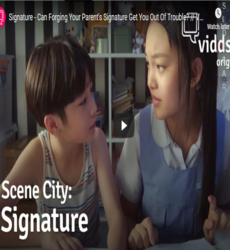 Signature - Can Forging Your Parent's Signature Get You Out Of Trouble