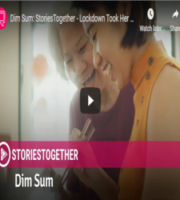 Dim Sum: StoriesTogether - Lockdown Took Her Job; Gave Her Something Precious