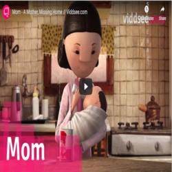 Mom – A Mother, Missing Home